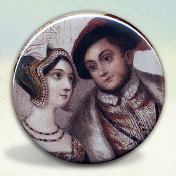 King Henry VIII & Anne Boleyn