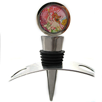 Absinthe Moulin Blanqui Wine Stopper