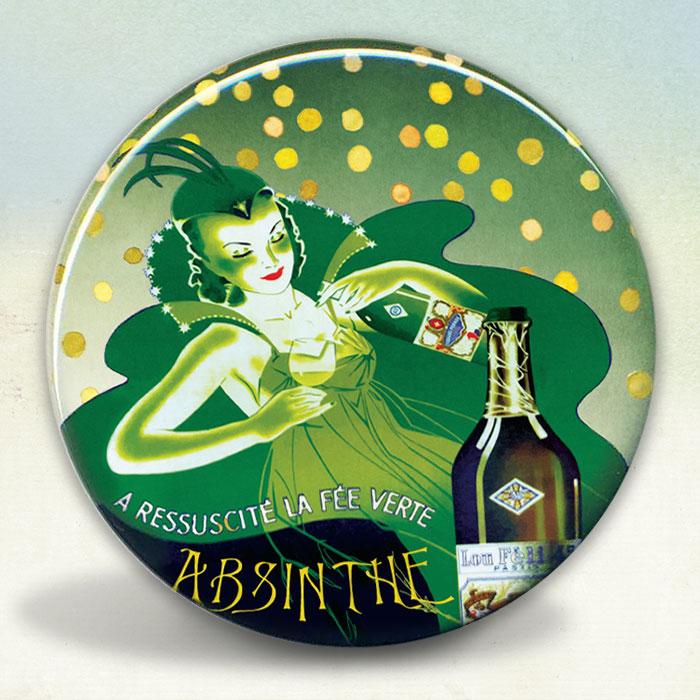 Tartx Featuring The Art Of Tiffini Elektra X Absinthe Pernod Fairy