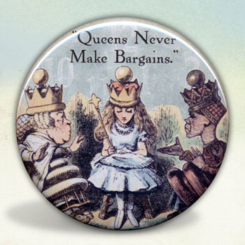 Alice Queens Never Make Bargains