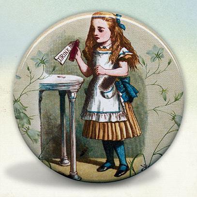 Alice Drink Me Nursery