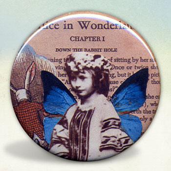 Alice Liddell Butterfly