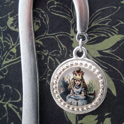 Queen Alice Bookmark