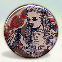 Alice Strange Little Girl