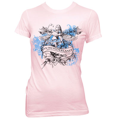Alice Flamingo T-Shirt TIMT