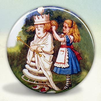 Alice and the White Queen