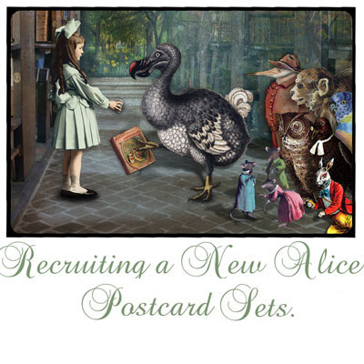 Recruiting A New Alice - TIMT