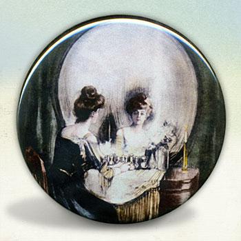 All Is Vanity Skull