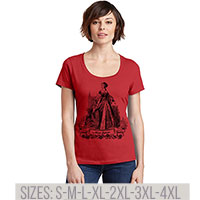 Anne Boleyn Perfect Weight Scoop Tee S-4XL