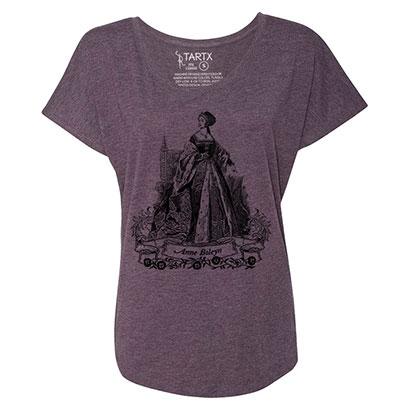 Anne Boleyn Tri-Blend Dolman T-Shirt