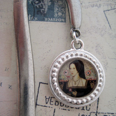 Anne Boleyn Bookmark