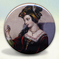 Anne Boleyn Gazing