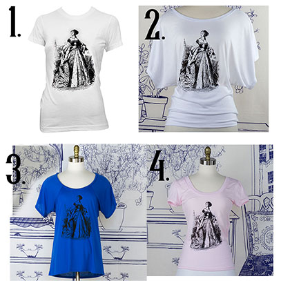 Anne Boleyn Shirts - Various Styles - TIMT