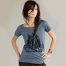 Anne Boleyn Organic Scoop Neck T-Shirt