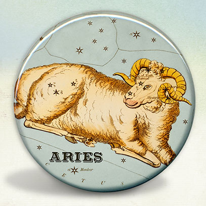 Constellation of Aries Zodiac Sign