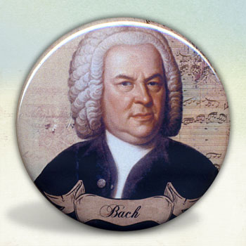 Bach Baroque Composer