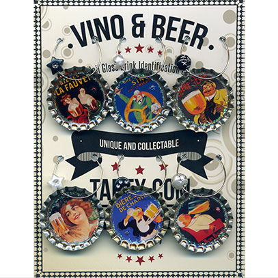 Beer Advertisement Vintage Posters Drink Charms