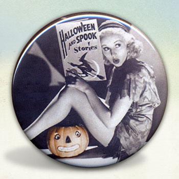 Betty Grable Spooky Halloween