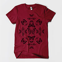 Butterfly Effect Men's or Unisex T-shirt