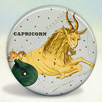Constellation of Capricorn Zodiac Sign