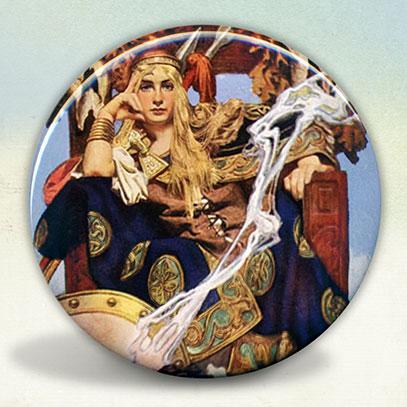 Celtic Queen Maeve