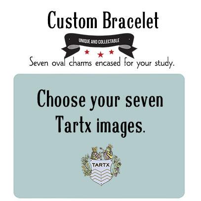 A Custom Sterling Silver Bracelet
