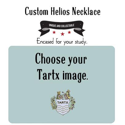 A Custom Helios Pendant
