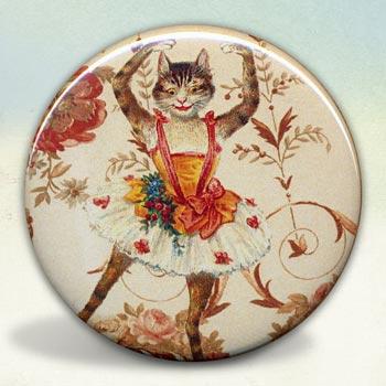 Dancing Kitty Cat