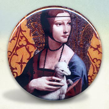 Lady With Ermine DaVinci