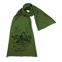 The Daydream Wizard of Oz Scarf