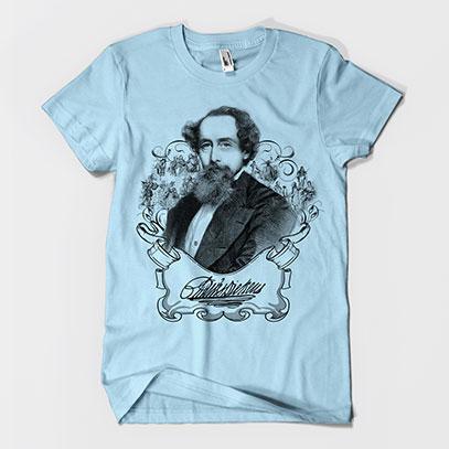Charles Dickens Men's or Unisex T-shirt