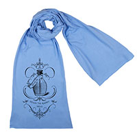 Drink Me Bottle Wonderland Scarf