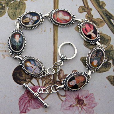 Elizabeth I of England Bracelet