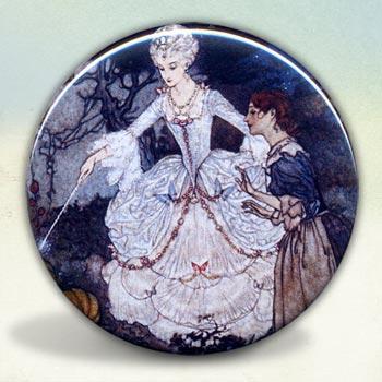 Fairy Godmother and Cinderella