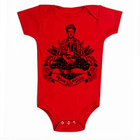 Frida Te Amo organic one piece