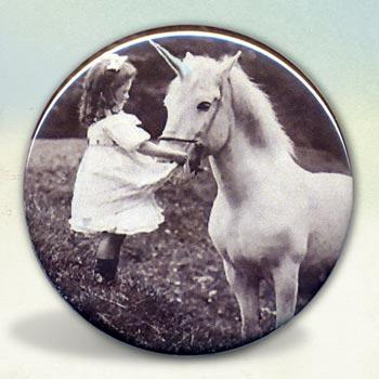 Girl and Her Unicorn