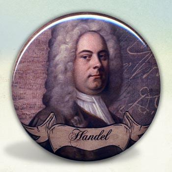 George Frideric Handel Baroque Composer