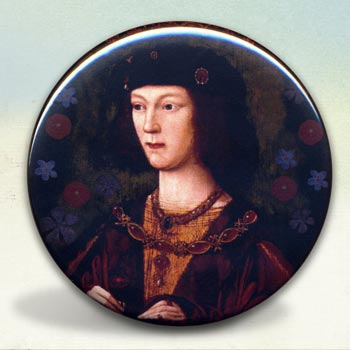 King Henry VIII Tudor Prince of Wales