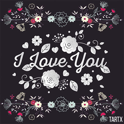 I Love You E-Gift Card