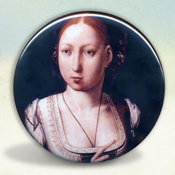 Joanna of Castile Portrait