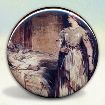 Lady Macbeth at King Duncan's Bedside