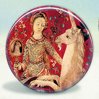 Lady and Unicorn Tapestries Sight
