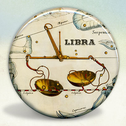 Constellation of Libra Zodiac Sign