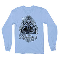 Queen Elizabeth I Men's or Unisex Long Sleeve T-shirt - TIMT