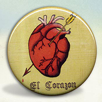 Loteria El Corazon - The Heart