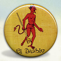 Loteria El Diablo - The Devil