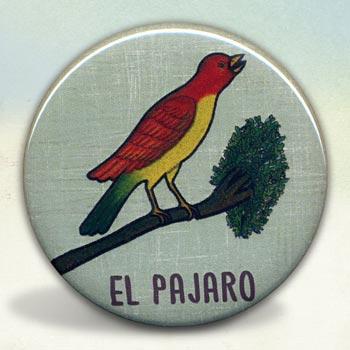 Loteria El Pajaro - The Bird