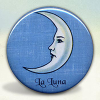 Loteria La Luna - The Moon