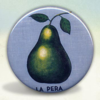 Loteria La Pera - The Pear
