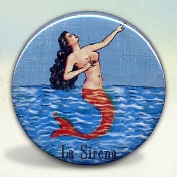 Loteria La Sirena - The Mermaid